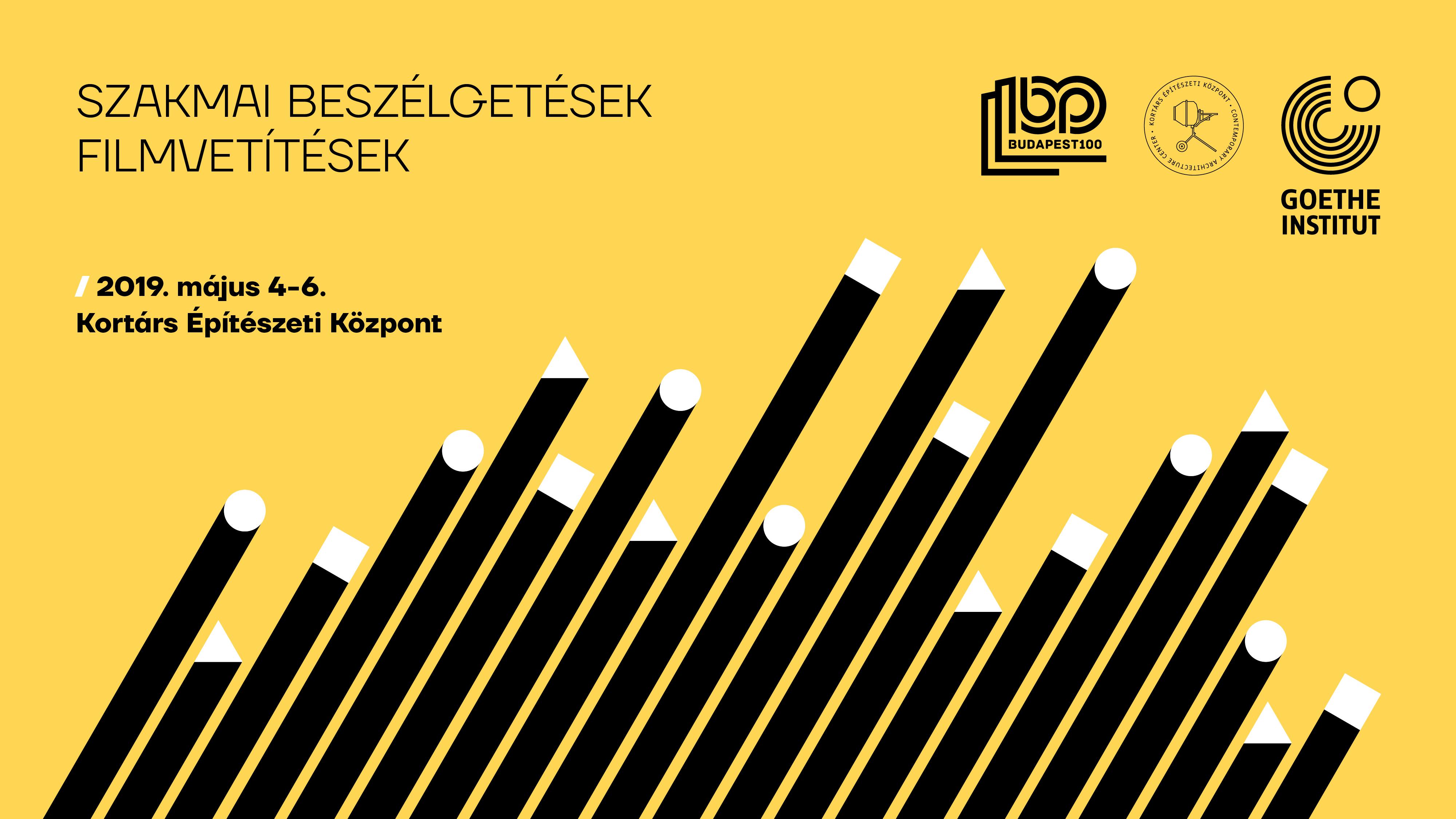 2d7a325c6855 A Goethe Intézet és a Budapest100 programjai a KÉK-ben [*REG]